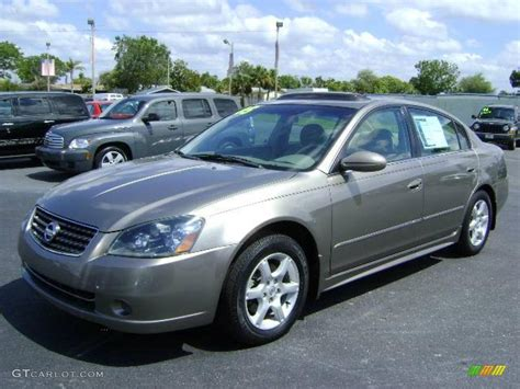 2005 polished pewter metallic nissan altima 2 5 s 7018298 gtcarlot car color galleries