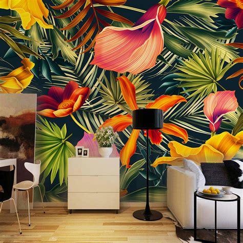 Wall Mural Decals Cheap popular tropical wall murals buy cheap tropical wall