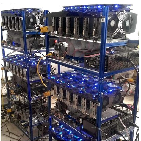 how to build a gpu mining rig to mine monero ether zcash and other cryptocurrenices with windows 64 bit os mining cryptocurrencies with windows 7 8 8 1 and 10 books 8 gpu aluminum open air miner frame end 9 19 2018 8 15 pm