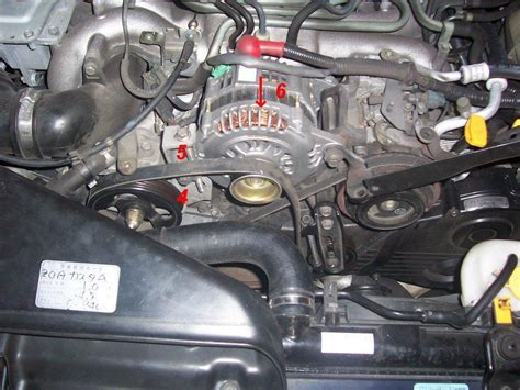 small engine repair training 1994 subaru loyale engine control service manual 1993 subaru loyale power steering belt install 1993 subaru loyale power