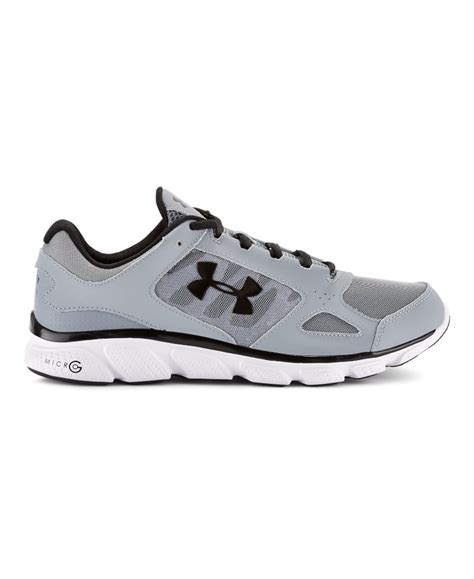 vs athletic shoes s armour micro g assert v running shoes ebay