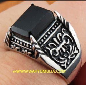 Model Cincin Batu Onyx model cincin pria untuk batu akik wahyu mulia