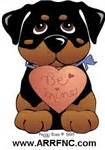 rottweiler rescue foundation rottweiler gifts rottweiler greeting cards note cards