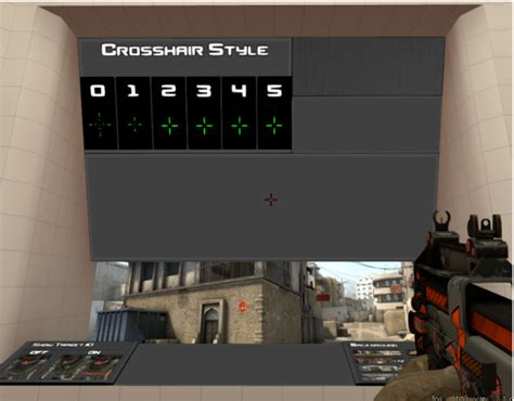 csgo crosshair color csgo crosshair setting guide how to use crashz crosshair