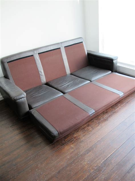 low leather sofa low sofa bed smileydot us