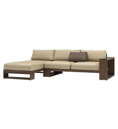 designer l shape sofa designer l shaped swiss sofa left side by furny online
