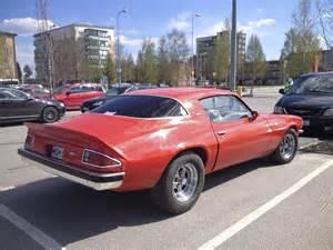 v i s i t 1975 chevrolet camaro rs sport coupe