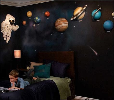 Space Room Decor Decorating Theme Bedrooms Maries Manor Celestial Moon Astrology Galaxy Theme
