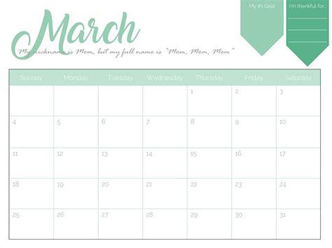 Monthly Goal Planner Calendar 2018 Calendar 2018 Monthly Goal Planner Template