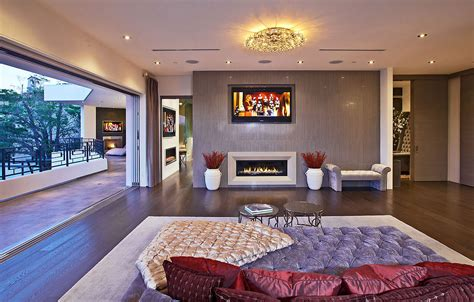 glamorous contemporary living in los angeles idesignarch glamorous contemporary living in los angeles idesignarch