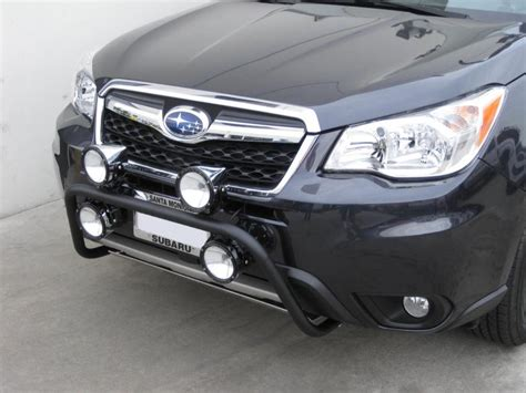 subaru forester grill guard 14 18 bull bars grill guards nudge bars subaru