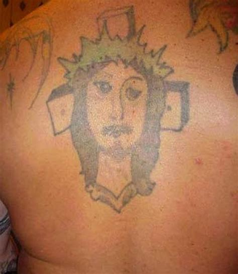 shitty tattoo bad tattoos yep 7 more of the worst ugliest team