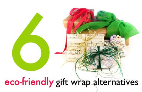 6 eco friendly gift wrap alternatives inhabitat green