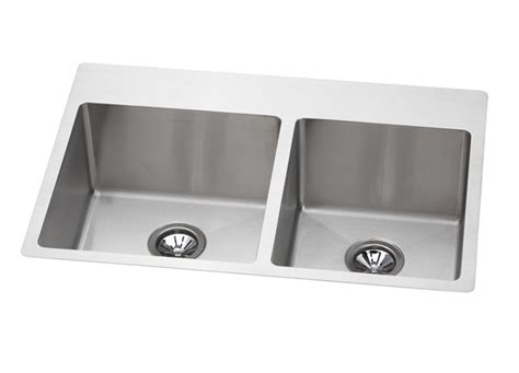 slimline kitchen sinks elkay avado slim rim sink efrtuo332210r