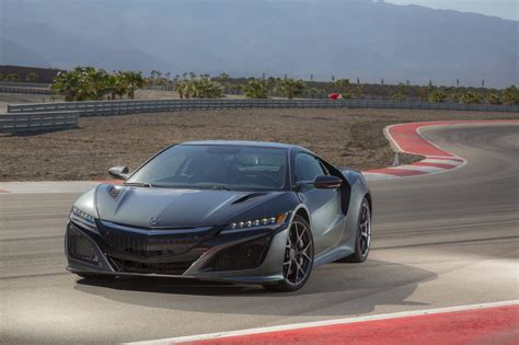 2017 acura nsx goes 2 with nissan gt r