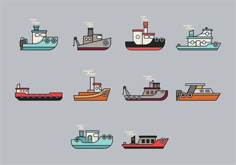 tugboat icon tugboat icon download free vector art stock graphics