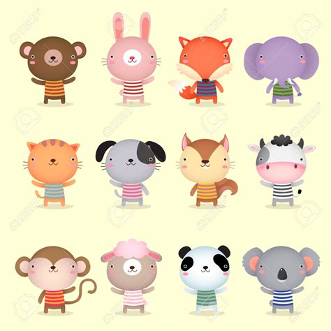 Flat Home Design by Cute Animals Images Collection For Free Download