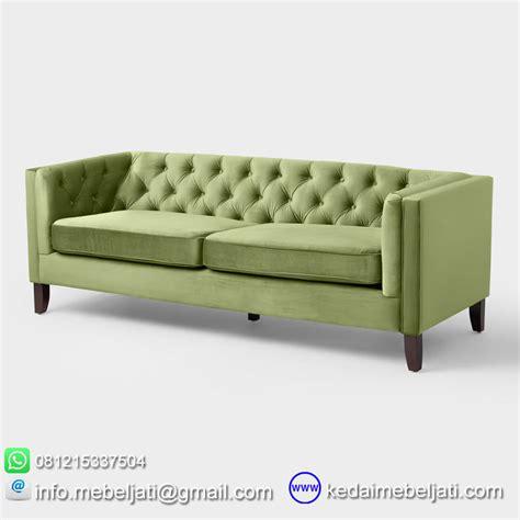sofa double seater beli sofa minimalis double seater gillian bahan kayu jati