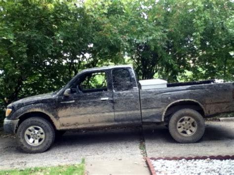muddy truck muddy truck on