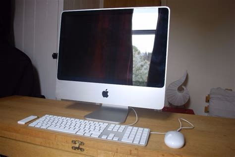 Pc Apple Imac Mid 2007 Intelcore 2 Duo 20 apple imac 20 inch mid 2007 excellent condition includes clean install of os x el capitan