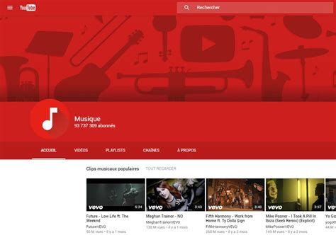 material design google youtube youtube passe au material design sur pc comment tester