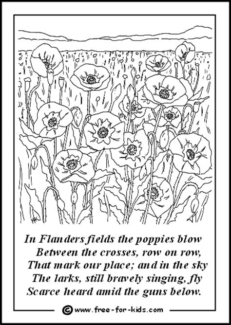 free printable coloring pages remembrance day remembrance day colouring pages