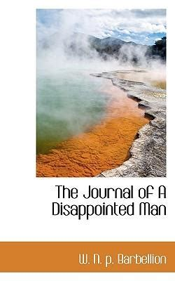 the journal of a disappointed books the journal of a disappointed w n p barbellion