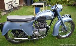 1964 triumph 3ta twenty one classic motorcycle review
