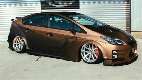 Toyota Tuning Toyota Prius Tuning
