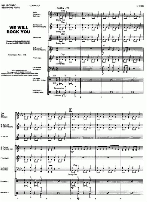 we will rock you testo musicainfo net detail we will rock you 9774470