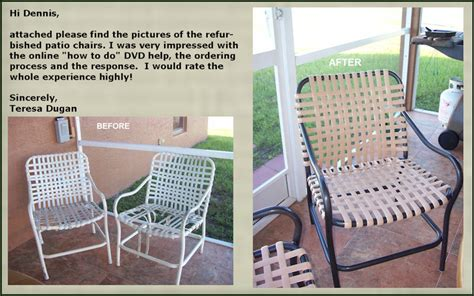 Patio Furniture Rehab Patio Furniture Rehab Outdoor Fabric Sling Replacements In Patio Furniture Rehab Cool