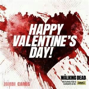 happy valentines day walking dead happy s day the walking dead