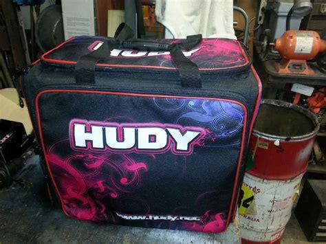 Hudy 1 10 Touring Carrying Bag Tool Bag V2 Exclusive Edition Hudy Exclusive Edition Carrying Bag W Tool Bag 1 10