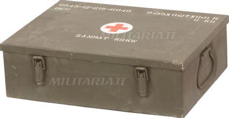 cassette militari cassetta pronto soccorso tedesca equipaggiamento
