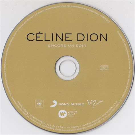 Dion Encore Un Soir encore un soir by c 233 line dion cd with techtone11 ref