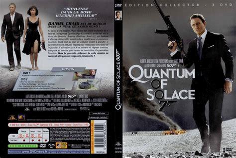 telecharger le film quantum of solace gratuit jaquette dvd james bond 007 quantum of solace v2