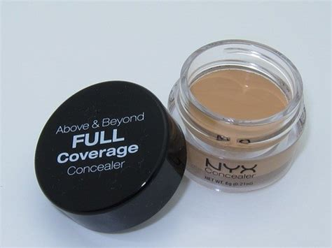 nyx concealer in a jar orange and yellow review nyx nyx concealer jar review beauty bulletin concealers