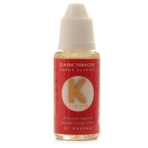 K Liquid Klorofil 2 k liquid classic tobacco k by ekarma