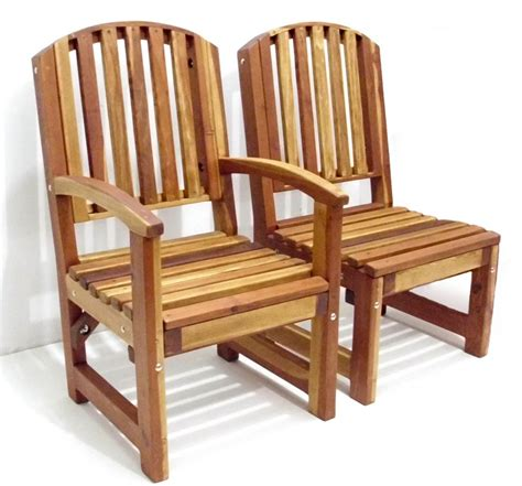 Outdoor Wooden Chairs With Arms   www.pixshark.com