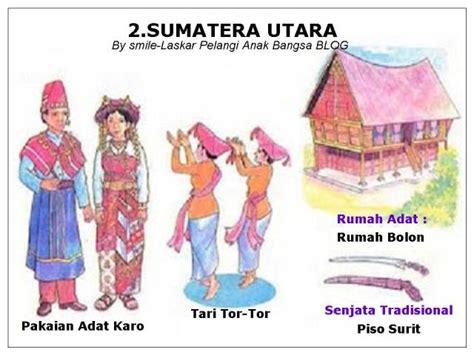 Ragam Tari Dan Lagu Daerah Sumatra sumut budaya nusantara