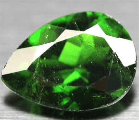 Green Diopside 2 79 ct chrome green diopside gemstone