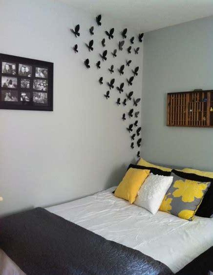 contoh hiasan dinding kamar tidur kreatif rumah impian