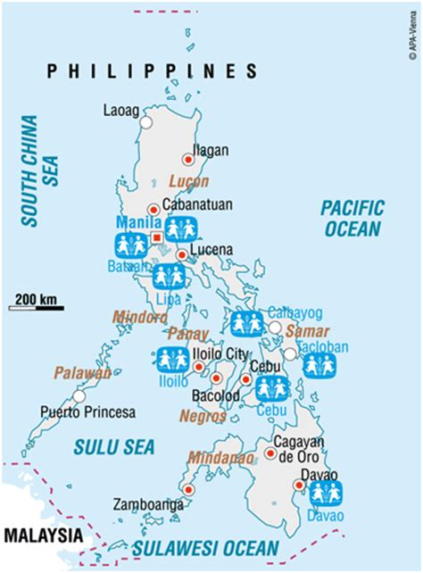 Cd Around The World Philippines Malaysia general information on the philippines
