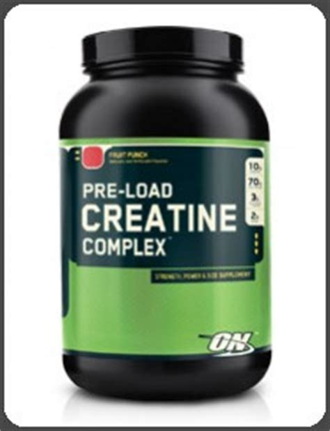 creatine loading phase the product for loading creatine school of