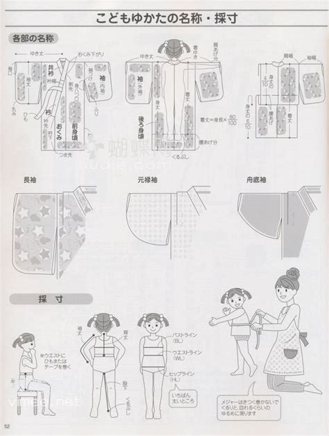 pattern yukata 39 best images about diy wafuku on pinterest kimonos