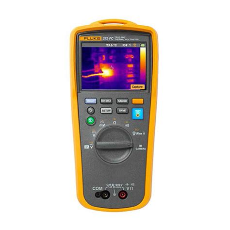 Sale Tester Kyoritsu Multi Function Testers Model 6018 fluke 279fc true rms wireless thermal imaging multimeter