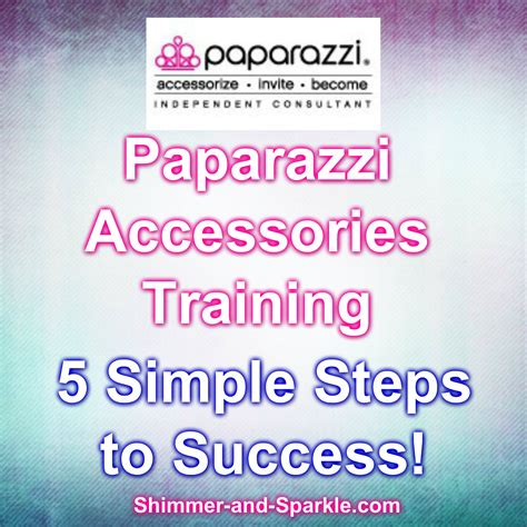 the sharp method five simple steps to succeed at the speed of books paparazzi accessories 5 simple steps to success