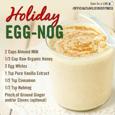 eggnog recipes dishmaps