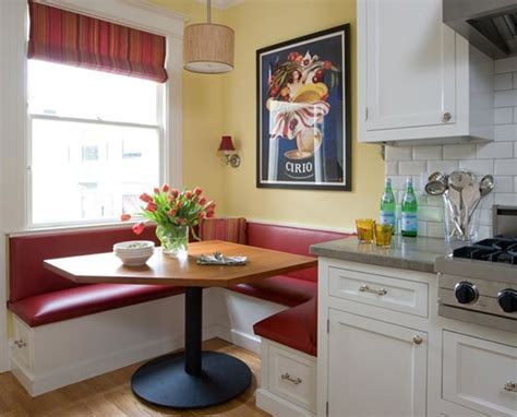 12 Cool Corner Breakfast Nook by Interior Photos Of Kitchens And Breakfast Nooks