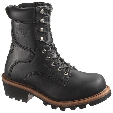 s bates talimena logger boots black 229403